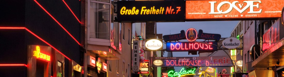 Reeperbahn Guided Tours