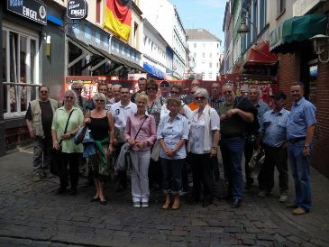 Reeperbahn Guided Tour Herbertstrasse